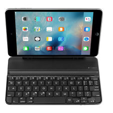 Logitech Ultrathin Magnetic Clip-On Keyboard Cover for iPad mini/2/3 -Space