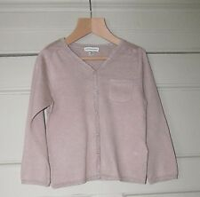 Vertbaudet Beige Cardigan - Size 5 Years - Used VGC