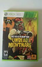 Red Dead Redemption: Undead Nightmare (Microsoft Xbox 360, 2010)