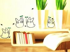 Ghibli My Neighbor Totoro Small Totoro Wall Sticker Japan