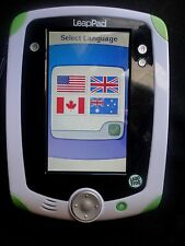 Leapfrog Leap Pad  Handheld Learning Tablet Green