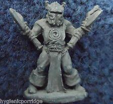 1983 Chaos Knight C35 17 Billy Cleaver Citadel Pre Slotta Warhammer Army Warrior