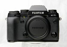 Fujifilm Fuji X-T1 corps seulement, excellent + + condition
