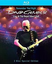 David Gilmour - Remember That Night - Live at the Royal Albert Hall (Blu-ray...