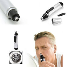 Electric Nose Ear Hair Removal Trimmer Shaver Clipper Cleaner Remover Tool FFA