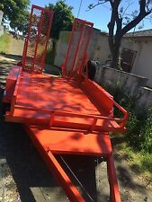 Plant trailer 3000x1800x300mm (LxWxH) Brand new never been use