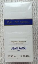 Eau De Patou Women's Eau de Toilette Spray 1.7oz New In Box Vintage 1989