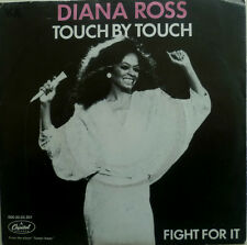 """7"""" 1984 EEC PRESS! DIANA ROSS : Touch By Touch /MINT-?"""