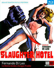 Slaughter Hotel (Blu-ray Disc, 2014)