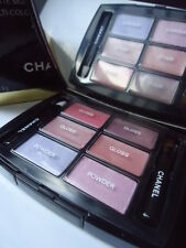 CHANEL CONTRASTE LUMIERE AQUARELLES MULTI-COLOUR PALETTE EYES LIPS MINT IN BOX