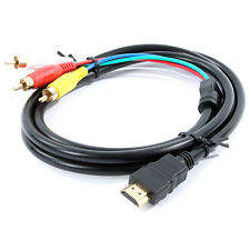 Useful HDMI Male to VGA Female Video Converter Adapter Cable for HDTV VGA RCA