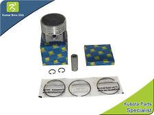 New Kubota V2203-M Kit Piston & Rings +.5