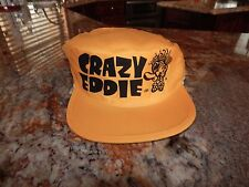 crazy eddie painters hat