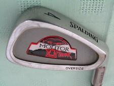 SPALDING MOLITOR POWER OVERSIZE 4 IRON STEEL SHAFT GOLF CLUB