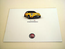 Fiat . 500 . Fiat 500 L Trekking . August 2013 Sales Brochure