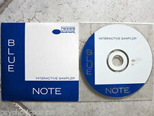 Blue Note Interactive Sampler - Promo CD 27 full length tracks