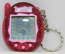2004 Tamagotchi Connection Transparent Clear Pink V3