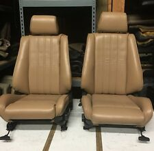 BMW e30 325i/ 318i IS & I New LEATHER Front Sport Seats  (1987-92) $1700