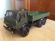 KAMAZ 43105 military truck 1:43 USSR car russian model 1/43