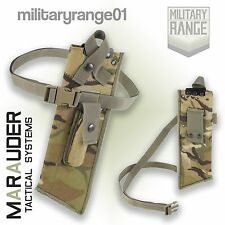 Marauder Military Machete Knife Sheath MOLLE -British Army MTP Multicam -UK Made
