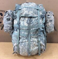 GENUINE US ARMY MOLLE II RUCKSAC COMPLETE PACK USED COND. ASSEMBLED ACU DIGITAL