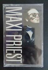 MAXI PRIEST Self Titled SEALED Music Cassette 1992 Vintage NEW Free Shipping