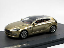 Matrix Scale Models 2013 Aston Martin Bertone Jet 2 Concept gold 1/43