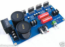 New HIFI TDA7294 BTL Bridge Power Amplifier AMP Board DIY Kit
