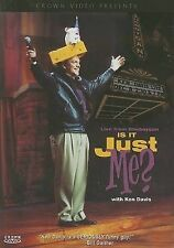 Is It Just Me? by Wesscott Marketing (DVD video, 2002)