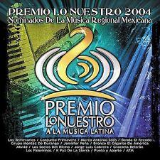Various Artists Nominados Premio Lo Nuestro 2004 CD