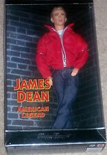 MATTEL TIMELESS TREASURES JAMES DEAN Barbie Doll MIB