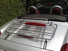 TOYOTA MR2 MKIII convertible NEW! SPORTS LINE BOOT RACK / CARRIER 1999-2007