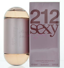 212 Sexy by Carolina Herrera Eau de Parfum for women  3.4oz /100mL new in box