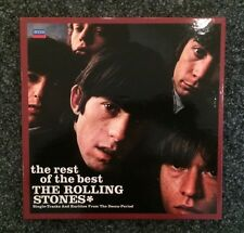 RARE THE ROLLING STONES THE REST OF THE BEST PART 2 FOUR LP BOX SET