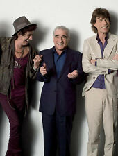 Mick Jagger, Keith Richards & Martin Scorsese photo - E1052 - Shine a Light