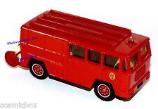 Camion de pompier BERLIET GAK 17 fourgon mixte SOLIDO fire truck di pompiere