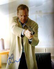 Kiefer Sutherland - 24 - Jack Bauer - Die Simpsons - Die Jury - Autogramm- Foto