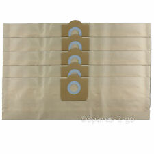 5 x Vacuum Cleaner Dust Bags For Nilfisk Aero & Silent Hoover Bag