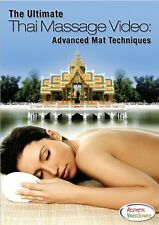The Ultimate Thai Massage Video On DVD - Advanced Mat