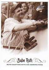 2016 Leaf Babe Ruth Collection #40 Babe Ruth