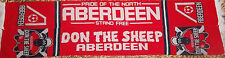 ABERDEEN FC SCARF DON THE SHEEP