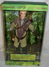 Ken doll as Legolas in The Lord of the Rings NRFB  Mattel