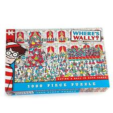 Where's Wally? - Having A Ball In Gaye Paree Jigsaw Puzzle 1000 Pieces - New