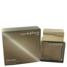 Euphoria Intense by Calvin Klein Eau De Toilette Spray 3.4 oz for Men