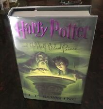 Harry Potter and the Half Blood Prince 1st ed./1st ptg