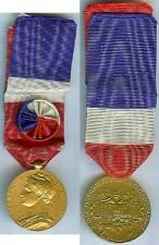 Médaille en variante - Minsitère travail sécurité sociale O. VILLETTE 1954 offic