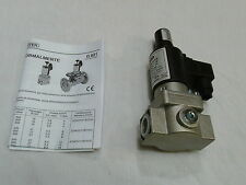 Coster Gas Solenoid Valve GRC815 With Manual Reset