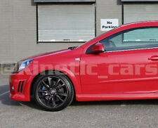 Bumper vents Gloss black finish Astra H, vectra C, VXR universal