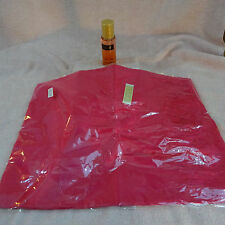 Hot Pink Multicolor Acrylic Cotton Shawl and Victoria Secret Passion Struck Mist