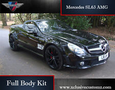 Mercedes SL63 AMG Full Body Kit for Mercedes SL R320